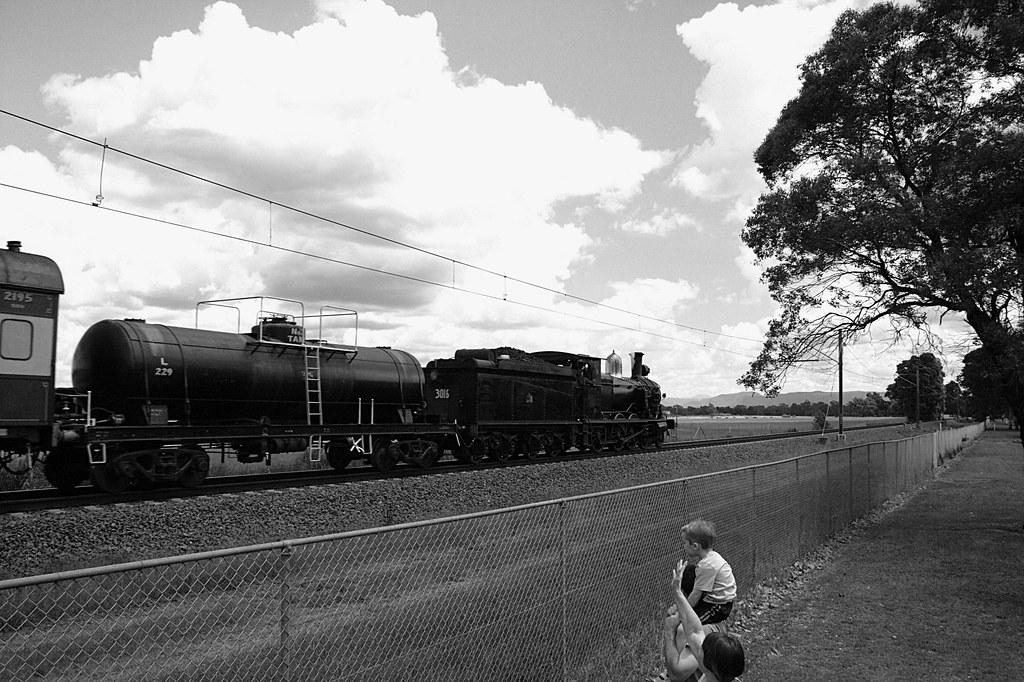 3016 on the Richmond Line
