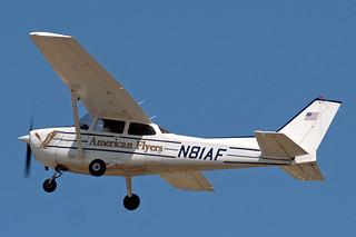N81AF   Cessna 172R Skyhawk [172-80072] (American Flyers) Atlanta-Dekalb Peachtree~N 18/04/2010