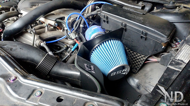 Volvo S80 2.4T BSR Optiflow Kit
