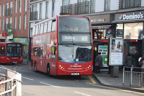 Stagecoach London 10183 SN63JWL