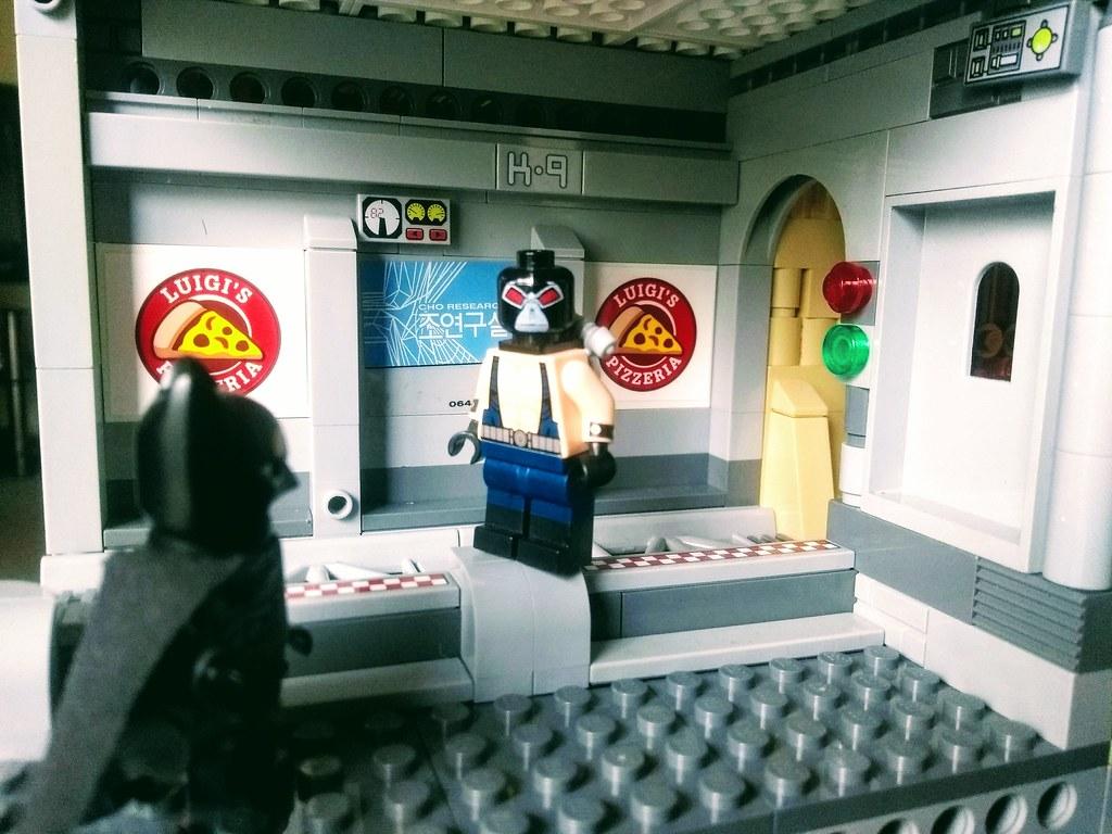 The Gotham Subway