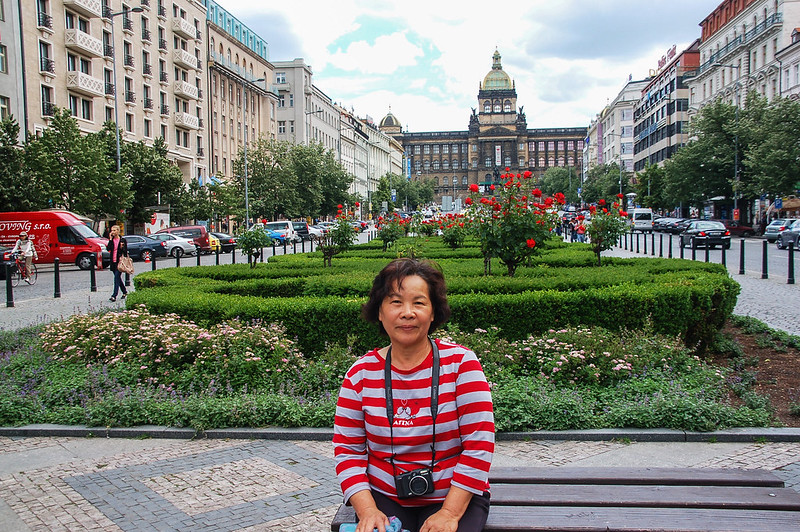 瓦茨拉夫廣場(Wenceslaus Square) 2