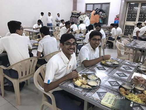 Std-10-11-12-visit-to-Haridham-for-Swamishree's-Blessings-(11) | by Atmiya Vidya Mandir