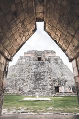 Pirámide del Adivino - Uxmal