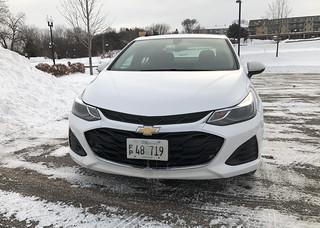 2019 Chevrolet Cruze LT | by Victory & Reseda