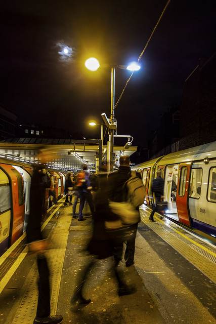 Finchley Road Station