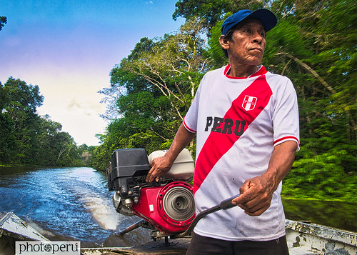 Iquitos Motorista | by Photo Peru Stock