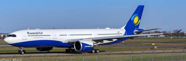 Airbus A330-900Neo / RwandAir