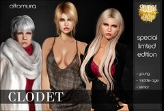 CLODET SKIN FAIR SPECIAL EDITION