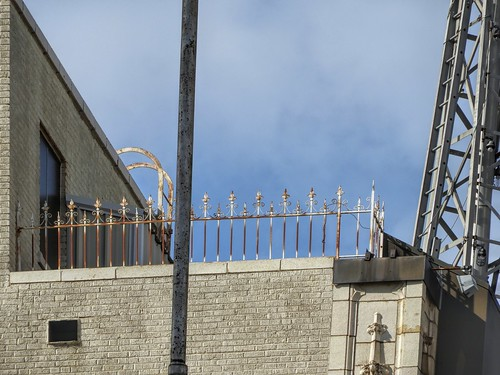 Roof Top Fence