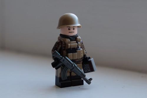 //Soviet Infantry//Soviet-Afghan War 1980//