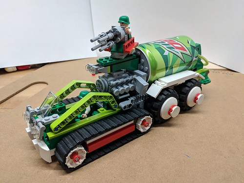 Baja Blaster | by Ninja_Bait
