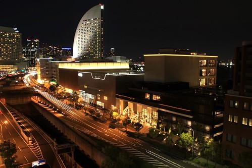 Night view of Yokohama | by himiyoki