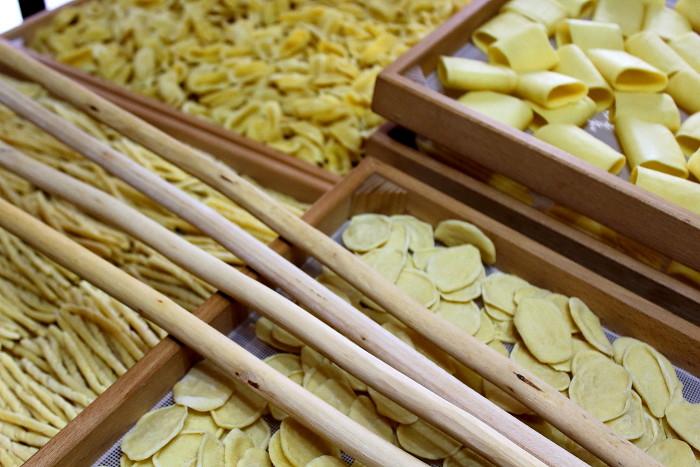 pasta fresca di semola di grano duro - Irpinia