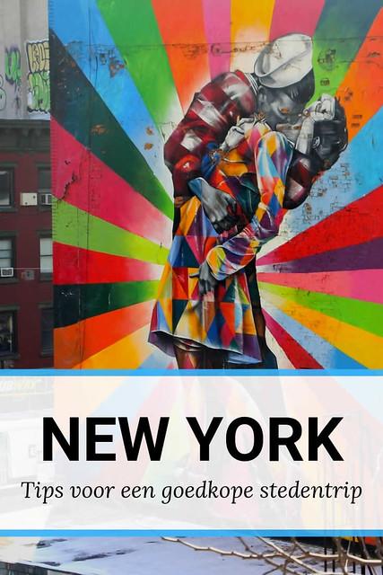 Goedkoop naar New York: bekijk de beste budgettips en leuke goedkope hotels | Mooistestedentrips.nl