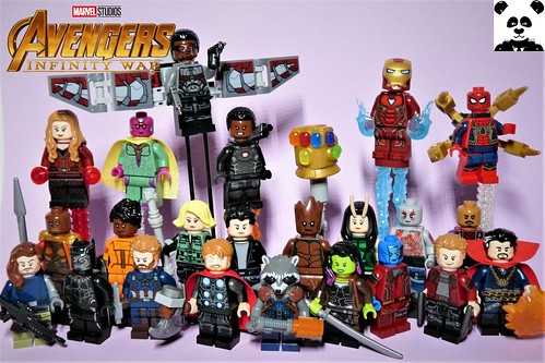 Avengers: Infinity War [#01] | by HaphazardPanda