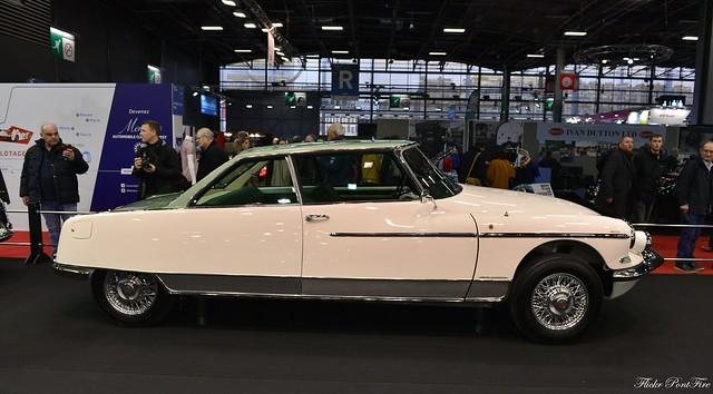 1967 Citroën DS 21 coupé Le Leman Chapron
