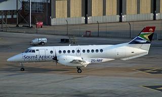 BAe Jetstream 41 ZS-NRF