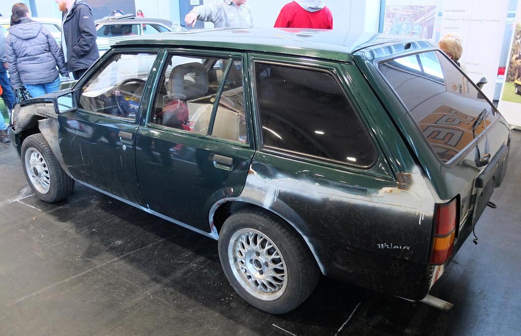 Opel Corsa A Kombi Artz 1986 Bremen Classic Motorshow 20