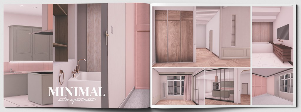 MINIMAL - Cute Apartment