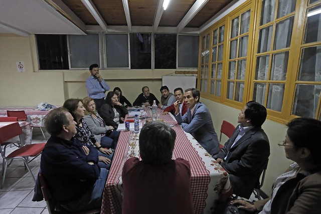 #EnTerreno : Comité de Adelanto Castro Villarin