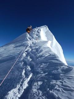 Mt. Everest Climbing