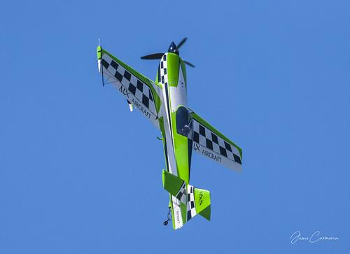 MXS Vertical Flight