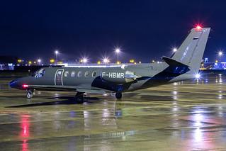 Valljet - Cessna 550 Citation II - F-HBMR | by Jesse Vervoort