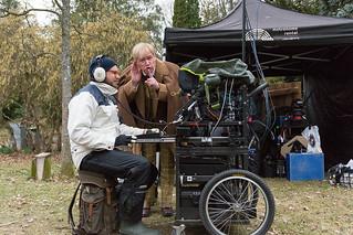 Robert Gustafsson spelar Ture Sventon | by Kultursidan
