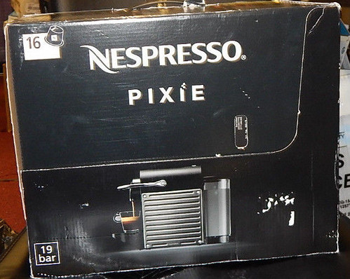 Nespresso Pixie Espresso Machine | by hbhismaka