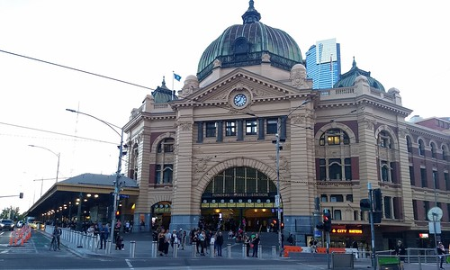 Flinders Street Station, February 2019 | by Daniel Bowen