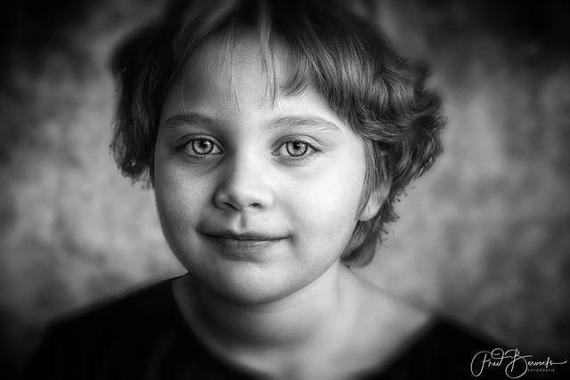 Brons | Fotobond | Foto Online | 2019, 2e editie | Portrait of a child