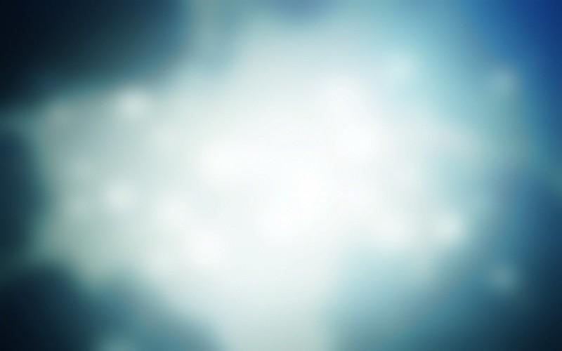 Обои пятна, фон, свет, синий, белый картинки на рабочий стол, фото скачать бесплатно