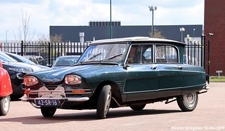 Citroën Ami 6 Grand Luxe 1968 | by XBXG