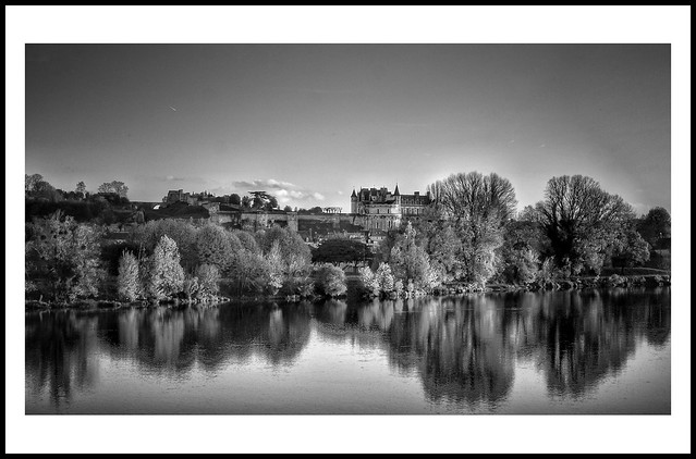 Fall in the Loire Valley - Amboise Castle
