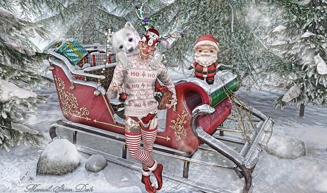 ♥··Christmas hoHOho··♥