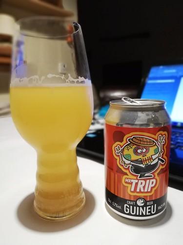 Guineu Mr. Trip   by pep_tf
