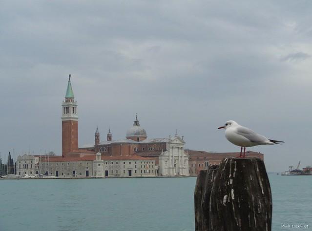 Church of San Giorgio Maggiore. Venice