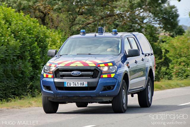 Gendarmerie | Ford Ranger
