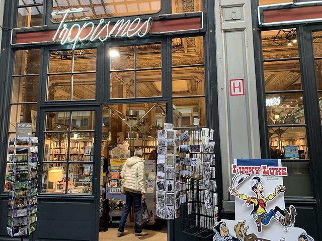 librairie Tropismes