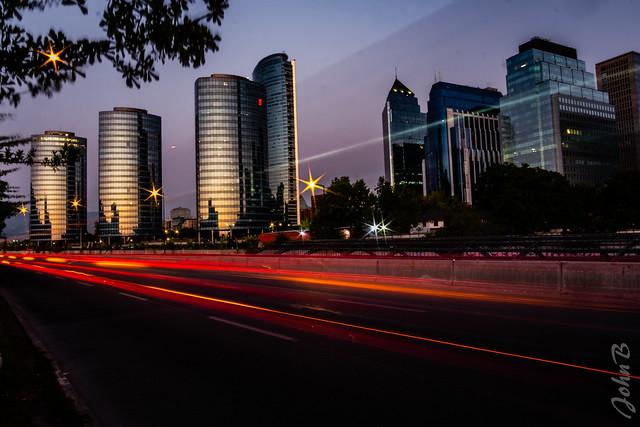 Cityscape - Providencia - Long Exposure-2