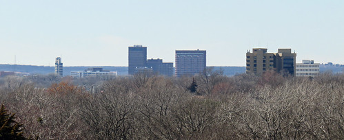 Bartlesville Skyline from Goff Tower at Sooner Park | by gmeador