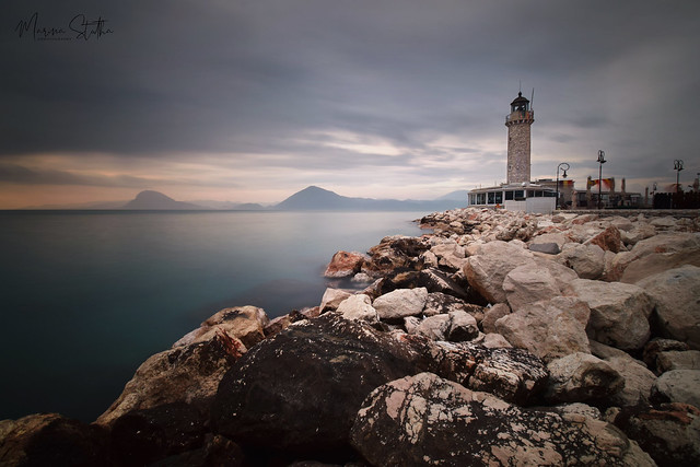 Patras lighthouse
