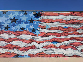 mural on Trinity Strand Trail   by tlkativ