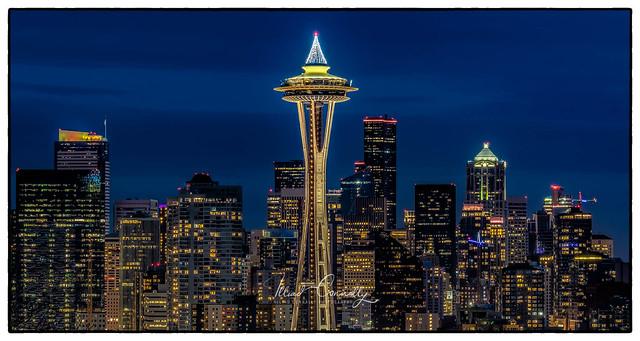 Seattle Skyline77