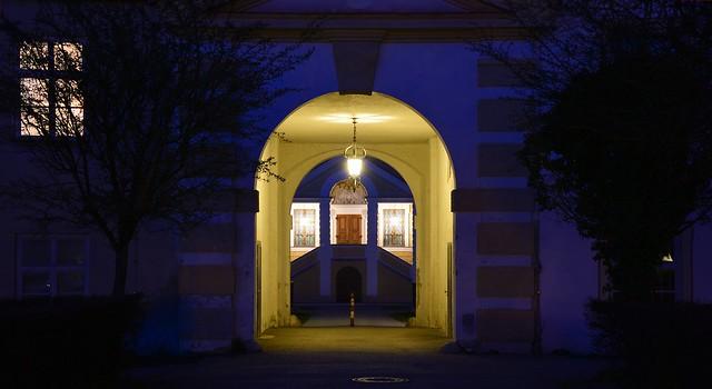 Oberschleißheim - Please come in...