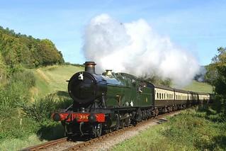 GWR 3850 at Kentsford