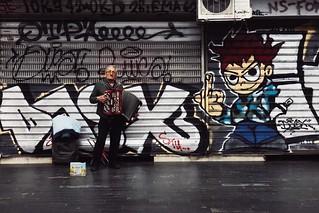 Street Music, Street Art | by reillyandrew
