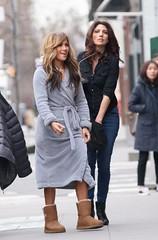 Jennifer Lopez'in Hustlers halleri