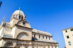 シベニクの聖ヤコブ大聖堂